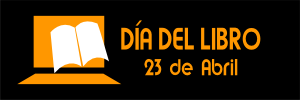 Logotipo Día del libro 300x100