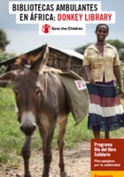 Día del Libro Solidario - Donkey library - Save the Children